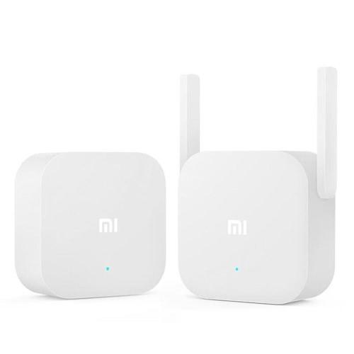 Wzmacniacz sygnału Xiaomi Mi WiFi Repeater 2,4G Wireless Broadband Extender Wzmacniacz sygnału 300Mbps Host-machine + Sub-machine