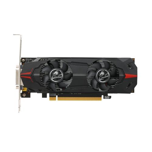 Cartão de vídeo gráfico colorido GTX1050Ti LP 4G GDDR5