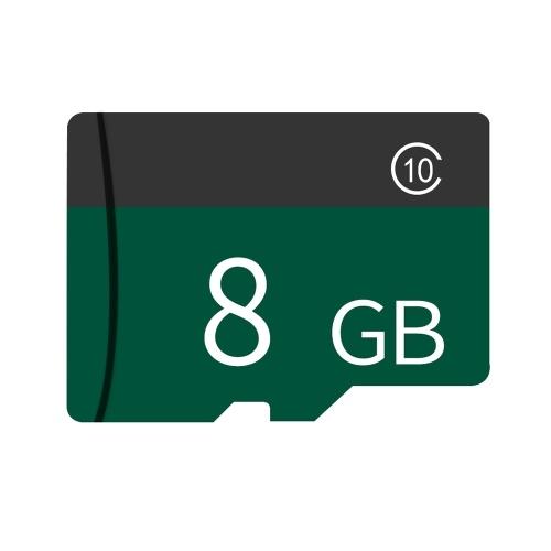 Scheda TF da 10 GB di capacità elevata da 8 GB / 16 GB / 32 GB / 64 GB / 128 GB