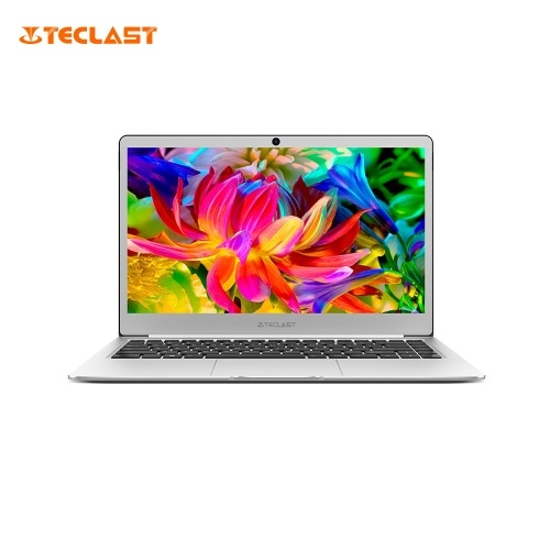 Teclast F7 Notebook Laptop PC 6GB RAM 128GB SSD 14inch FHD Windows 10 Home English Version Intel Core 100-240V