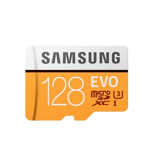 Samsung EVO PLUS Memory Card Micro SDXC 256GB 128GB 64GB 32GB U3 Class 10