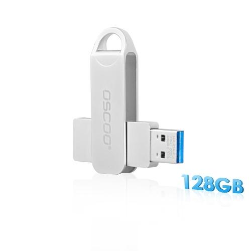 OSCOO OSC-002U USB 3.0 Flash Disk Flash Drive 128GB