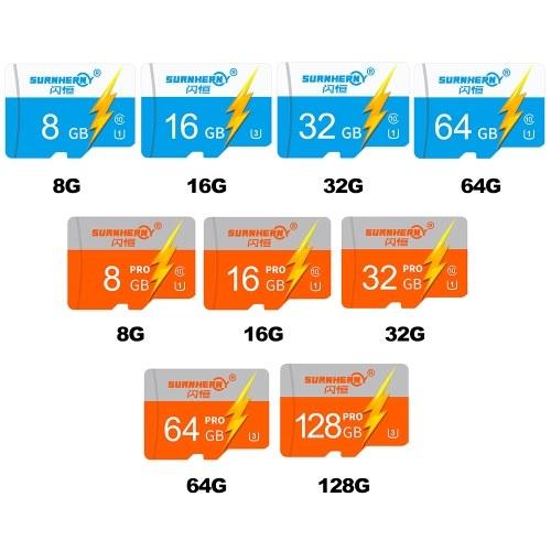 Высокоскоростные карты памяти TF HD для карт памяти Blue & 8GB фото