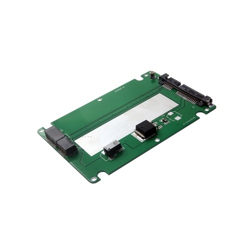 Nuova scheda convertitore SSD da 2,5 pollici SATA3.0 per Apple PRO RETINA A1398 A1425 del 2012