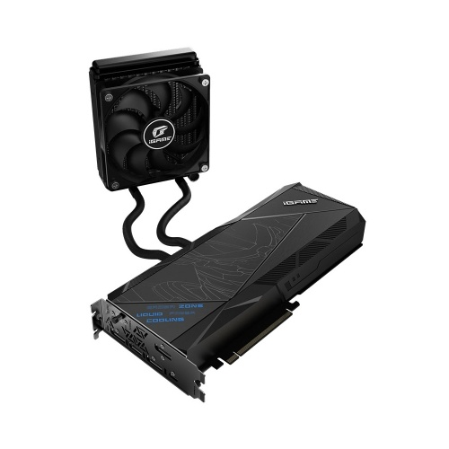 Colorful iGame GeForce RTX 2060 Super Neptune Lite OC GDDR6 8G Graphic Card GPU One-key Overclock RGB With 120mm Customized Fan