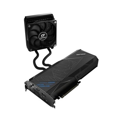 Красочная видеокарта iGame GeForce RTX 2060 Super Neptune Lite OC GDDR6 8G Графическая карта GPU Одноклавишный разгон RGB с 120-мм вентилятором по индивидуальному заказу