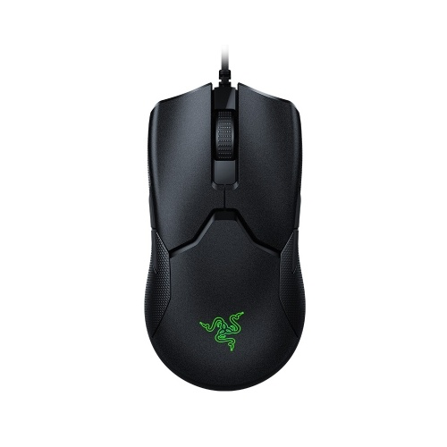 Razer Viper Wired Gaming Mouse 16000DPI RGB Computer Mice PAW3390 Optical Sensor 60g Lightweight SpeedFlex Cable DPI On-board Storage Chroma Lights System Black