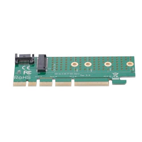 Kit convertitore da SATA PCI Express a chiave PCI-E KEY B da adattatore M.2 a SATA PCI