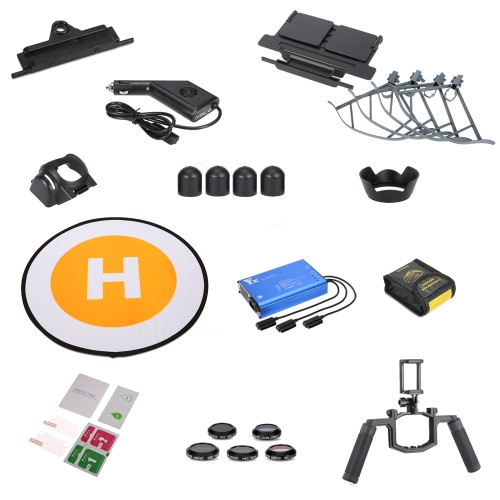 13 in 1 Accessori RC Part Kit per DJI Mavic Pro FPV RC Quadcopter