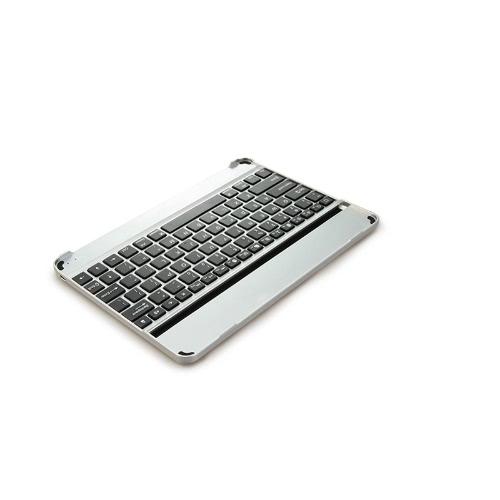 Aluminiowa klawiatura BT Wireless Dock Case Stojak do Apple iPad powietrze 5