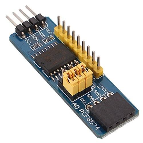 Płyta rozszerzeń PCF8574 IO-Blue dla Arduino DIY