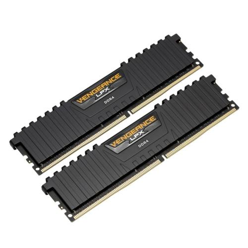 Corsair Vengeance LPX 16 GB (2 * 8 GB) DDR4 DRAM 2400MHz C14