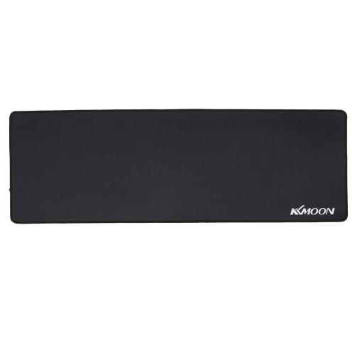 Kkmoon 900 * 300 * 3 mm en caoutchouc vitesse Gaming Mouse jeu souris Pad Tapis de bureau