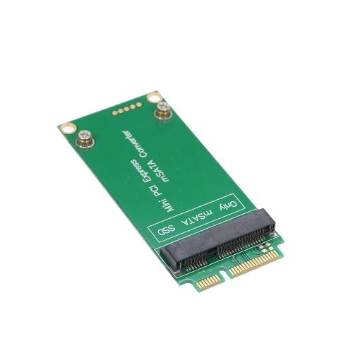 Конвертер Mini PCI-E Express mSATA конвертер для платы ASUS Riser для SSD фото
