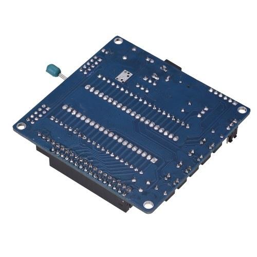 Совет по развитию NH5100 51 Совет по развитию совета по разработке чипов с одним чипом с USB-кабелем фото