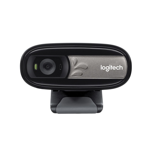 Logitech C170 HD 5MP Video Webcam Computer Laptop PC Camera for Video Calling and Recording Plug & Play