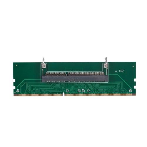 DDR3 Laptop to Desktop DDR3 Memory RAM Connector Adapter Card 1.5V DDR3 Converter Card