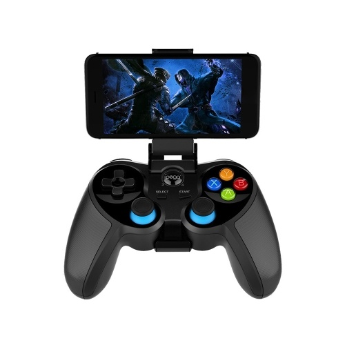 iPega PG-9157 BT Wireless Gampepad Game Controller Flexible Joystick with Phone Holder For Android PC TV Box