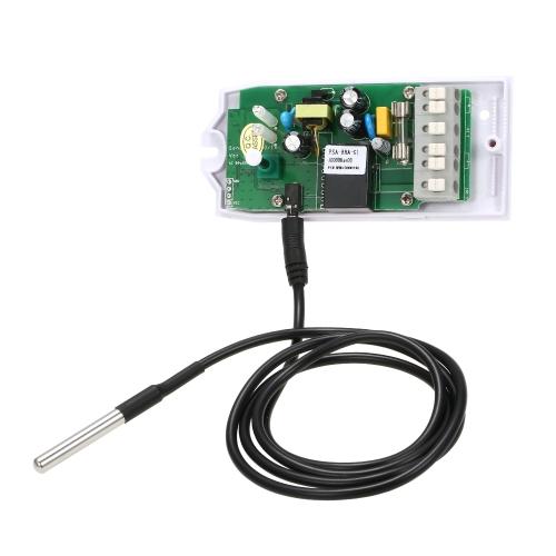 SONOFF TH16 intelligenter Wifi-Schalter, der Temperatur-Feuchtigkeit überwacht