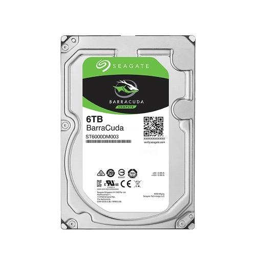 Seagate BarraCuda Series ST4000DM004 3.5 inch Mechanical Hard Disk SATA Internal HDD  5400RPM 256MB Cache for PC/Mac