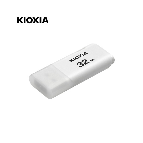 KIOXIA U202 32GB U Disk Portable Mini USB2.0 Office USB Flash Drive for PC/Laptop White