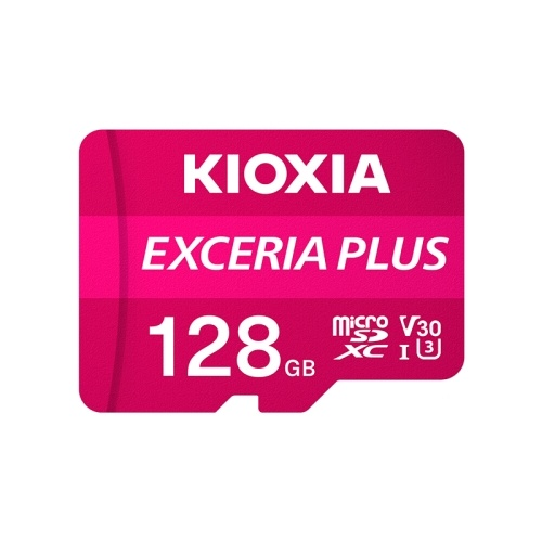 KIOXIA 128GB TF(Micro SD) Memory Card Support 4K HD Video U3 High Speed Waterproof Memory Card for Phone/Tablet/Camera/Laptop