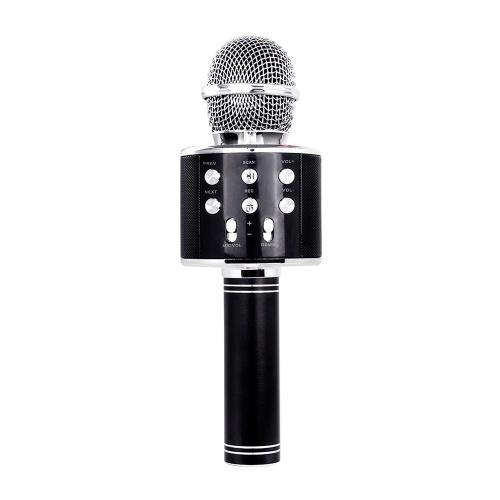 Professional BT Wireless Microphone Karaoke Speaker KTV Music Player Singing Recorder Handheld Microphone