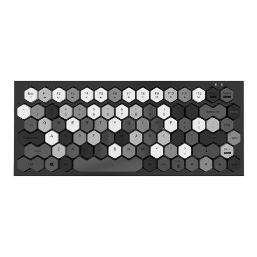 Mofii Phoneix Wireless BT Keyboard Mixed Color 83 Key Mini Portable Girls Keyboard для телефона / планшета / ноутбука