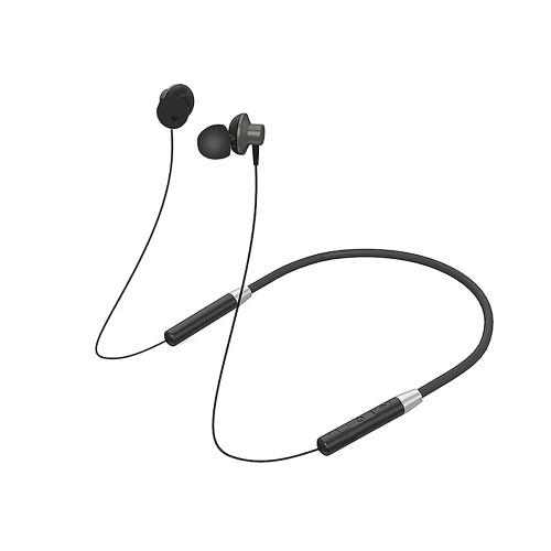 Lenovo HE05 Wireless BT5.0 Headphone In-ear Headphone IPX5 Waterproof Sport Earbud Ergonomic Design with Wire Control Black
