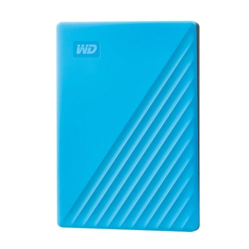 WD My Passport Mobile Hard Disk 500GB Portable Mechanical Encrypted Hard Disk Built-in 256-bit AES Hardware Encryption Black