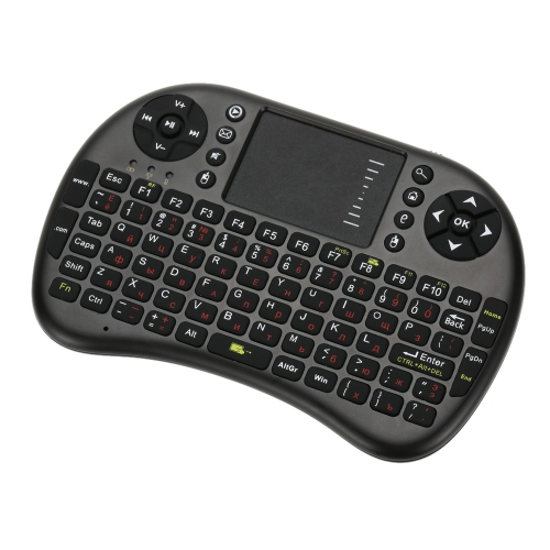 2.4G Mini USB Wireless Keyboard Russian Version pour Windows Android TV Box Téléphone