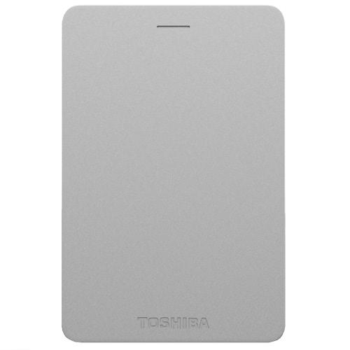 """Toshiba Canvio Alumy USB 3.0 2,5 """"unità disco rigido portatile 2TB"""