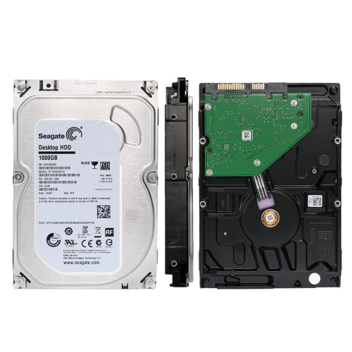 Seagate 1TB Desktop HDD Disco rigido interno