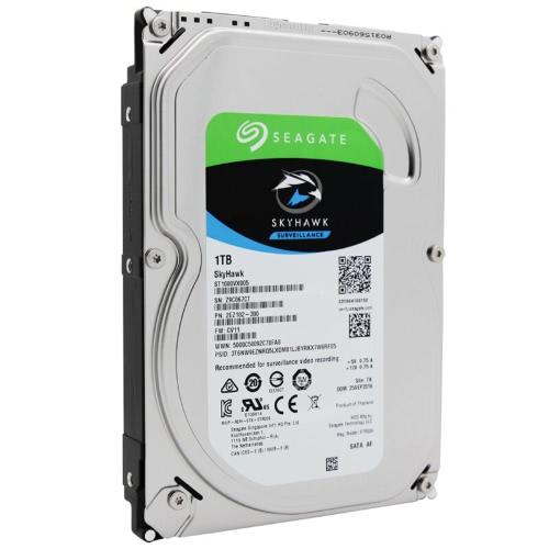 Seagate 1 ТБ видеонаблюдения HDD внутренний жесткий диск 7200 об/мин SATA 6 Гбит/с 3,5 дюймовый 64 МБ кэш ST1000VX000