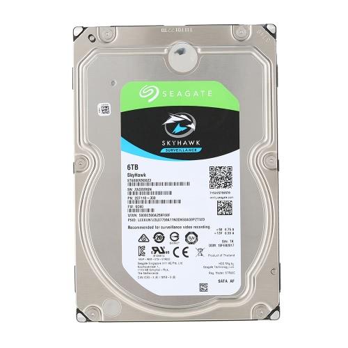 Disco rigido interno HDD Seagate 6TB Video Surveillance