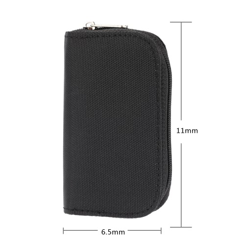 Universal Memory Card Storage Carrying Pouch Bag Case Holder Box Wallet