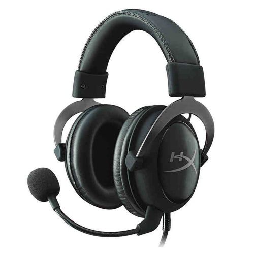 Auricolare Gaming per Kingston HyperX Cloud II Professional per PC e PS4