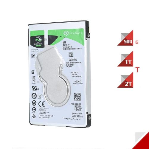 seagate 2tb laptop hdd internal notebook hard disk drive