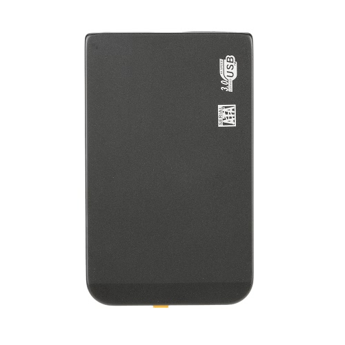Slim Super Speed ​​6Gbps Aluminium 2TB 2,5