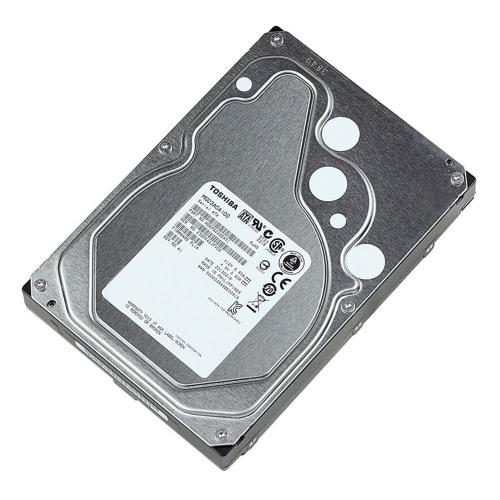 TOSHIBA 1TB HDD Enterprise Capacity Wewnętrzny dysk twardy 7200 RPM 3.5 cala SATA3.0 6Gb / s 64MB Cache MG03ACA100