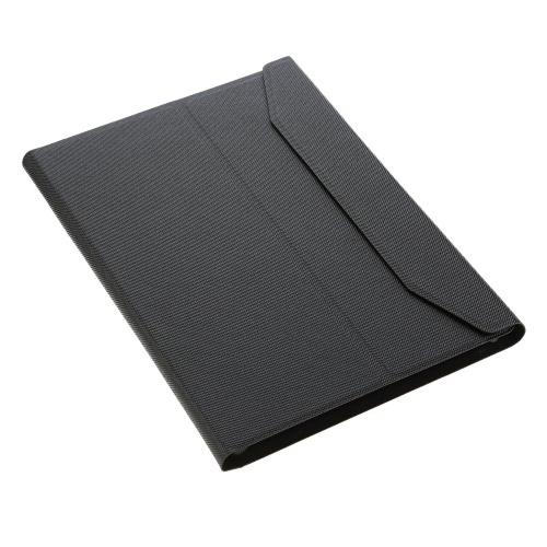 Stojak Ultra cienka klawiatura bezprzewodowa BT składany Folio Case Skóra pokrywa tablet z funkcją automatycznego usypiania / budzenia dla iPad Pro 9.7