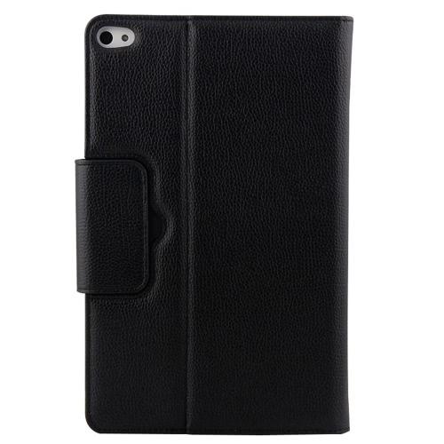 Odłączana klawiatura BT Wireless Składany Folding PU Leather Case Obudowa Stojak z Auto Wake / uśpienia w HUAWEI 10,1 M2
