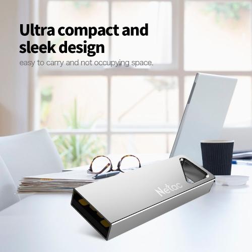 Netac U326 16G USB2.0 High Speed Mini Flash Drive
