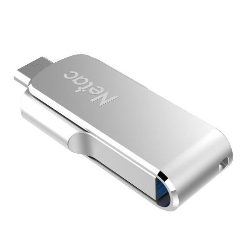 Netac U380 32G USB3.0 Dual Interface For Android Phone and PC High Speed Mini Flash Drive Memory Stick