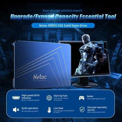 Netac N500S 2.5 Inch 120GB ...