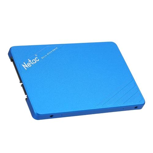 Netac N500S 2,5 polegadas 240GB SATA6Gb / s de estado sólido 3D TLC Nand Flash