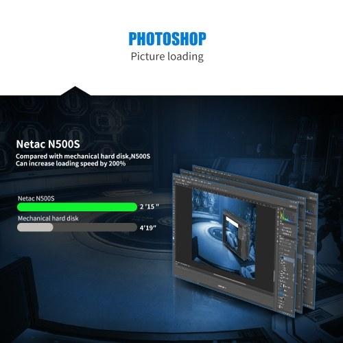 Netac N500S 2.5 Inch 64GB ...