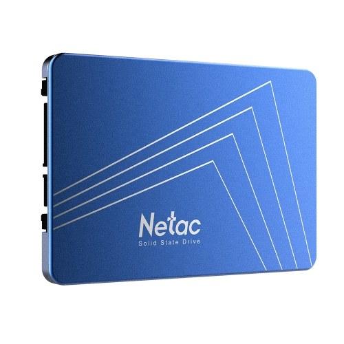 Netac N500S 960 GB SATA6Gb / s 2,5-Zoll-Solid-State-Laufwerk, 3D-TLC und Flash