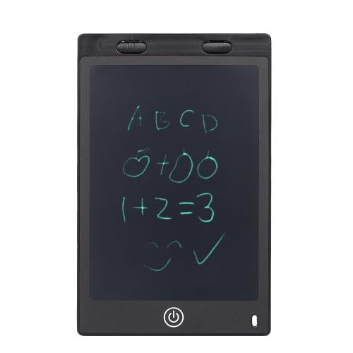 8,5-calowy ekran dotykowy LCD Deska do pisania Graffiti Environmental Pad dla Memo Message Children Early Teaching Blue
