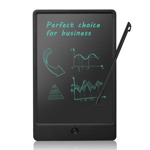 9-calowy tablet LCD do pisania Tablica do rysowania Graffiti Środowisko Pad do wiadomości Memo Dzieci Early Teaching Black